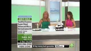 Susan Lucci Youthful Essence Super-Sized Advanced Microdermabrasion ...
