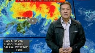 BT: Weather update as of 12:07 p.m. (Jan. 8, 2017)