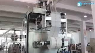 PM-420BIB Automatic VFFS Bag in Bag Packing Machine