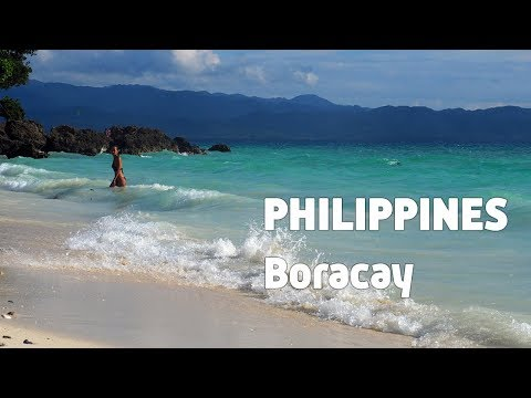 PHILIPPINES BORACAY - THE WORLD'S BEST BEACHES ON A PARADISE ISLAND thumbnail