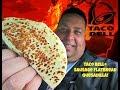 Taco Bell® Sausage Flatbread Quesadilla REVIEW!