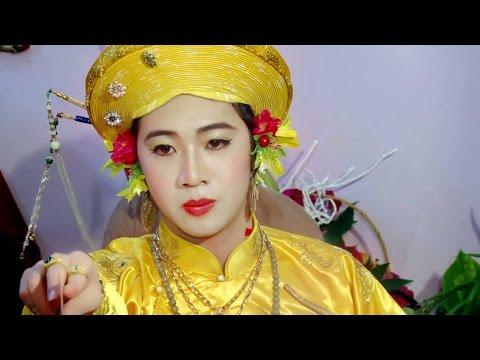 Đồng Thầy : Trần Vũ Tiến Hầu Giá Chầu Bát - Lễ Khánh Thành Phúc Nhân Điện