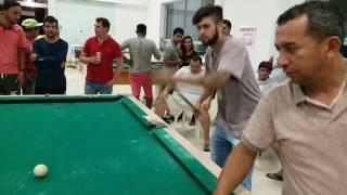 Felipinho VS Baianinho de MAUÁ, Jogo de bolinho em Teixeira de Freitas abril/2017, ÚLTIMO VÍDEO