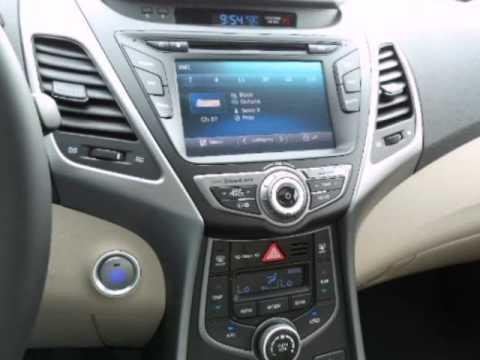 2016 Hyundai Elantra 4dr Sdn Auto Limited