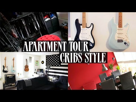 APARTMENT TOUR (Cribs Style) | Rocknroller
