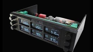 Reeven SIX EYES II - лучший для управления вентиляторами