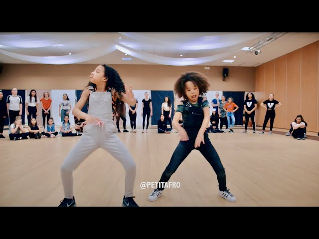 Petit Afro Presents - AfroDance || One Man Workshop Part 2 || Eljakim Video