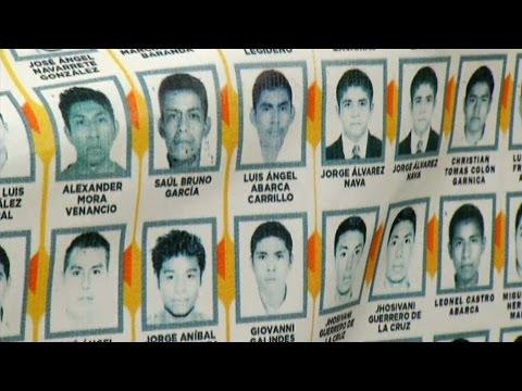Missing students underscore dangerous corruption in Mexico
