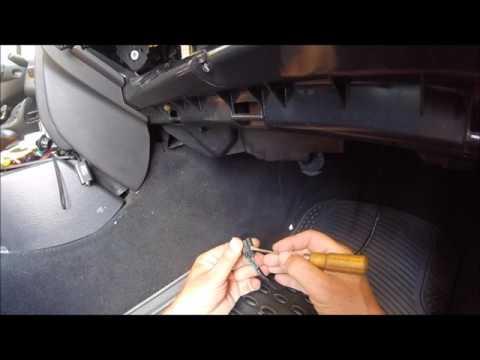 2004 Jeep Grand Cherokee HEAT AC FAN BLOWS WEAK OUT VENTS