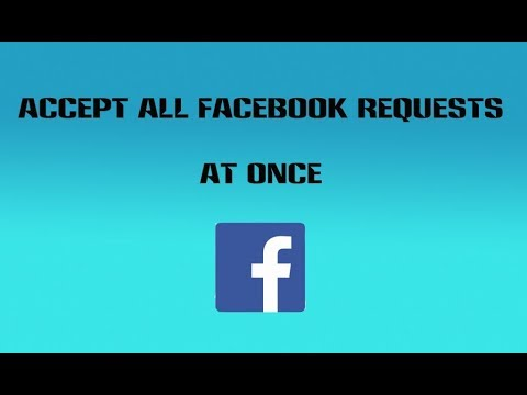 how to  auto friend request accept by 1 click letest trick 2017 full HD by mdrafiq