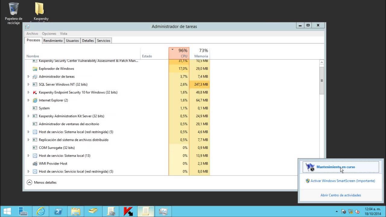 windows modules installer worker win10