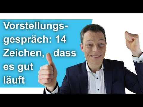 Vorstellungsgespräch: 14 Zeichen, dass es perfekt läuft. // M. Wehrle