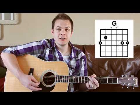You Never Let Go Matt Redman tutorial wChord Chart
