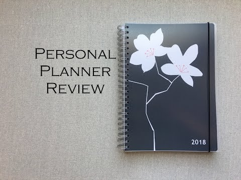 Personal Planner Review! (+ 15% OFF code!)