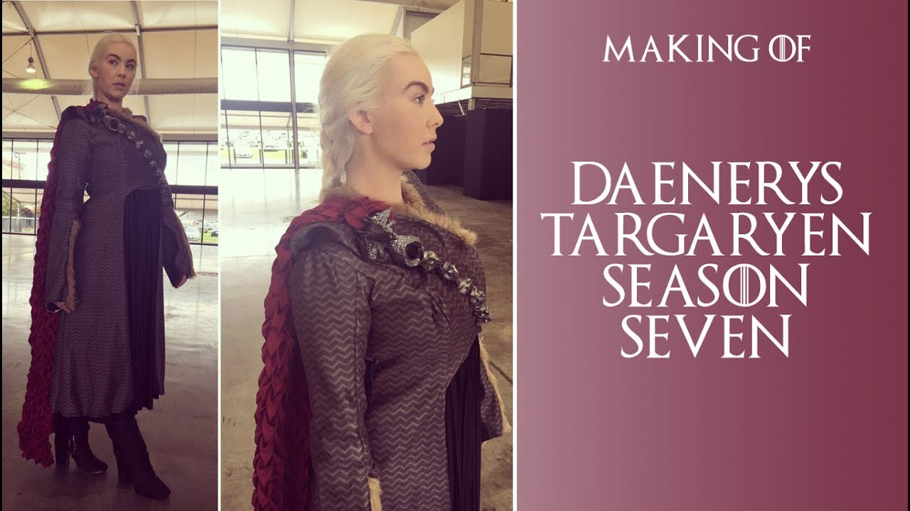 Making of daenerys season 7 youtube making of daenerys season 7 solutioingenieria Choice Image