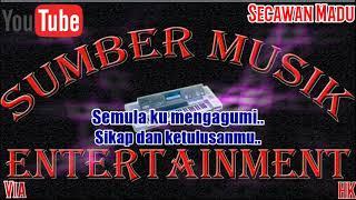 Download Karaoke Secawan madu Dj Mix Kn7000