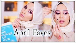 CHEAP MAKEUP DUPES & FAVE BOOK - My April 2018 Faves!   Amena