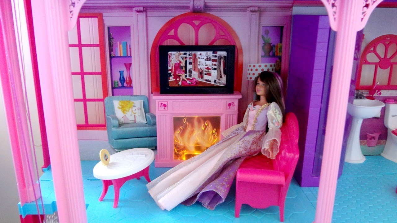 Barbie Dream House Youtube