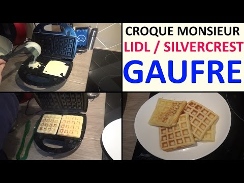 appareil-croque-monsieur-lidl-silvercrest-test-recette-gaufre-cyril-lignac