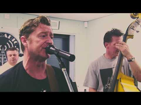 Rumble in Brighton - Stray Cats Cover - LIVE at Acacia Radio 17/02/18