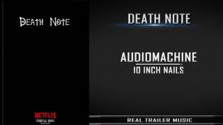 Скачать Death Note Teaser Trailer Music Audiomachine 10 Inch Nails