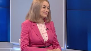 Светлана Маковская, министр образования Красноярского края