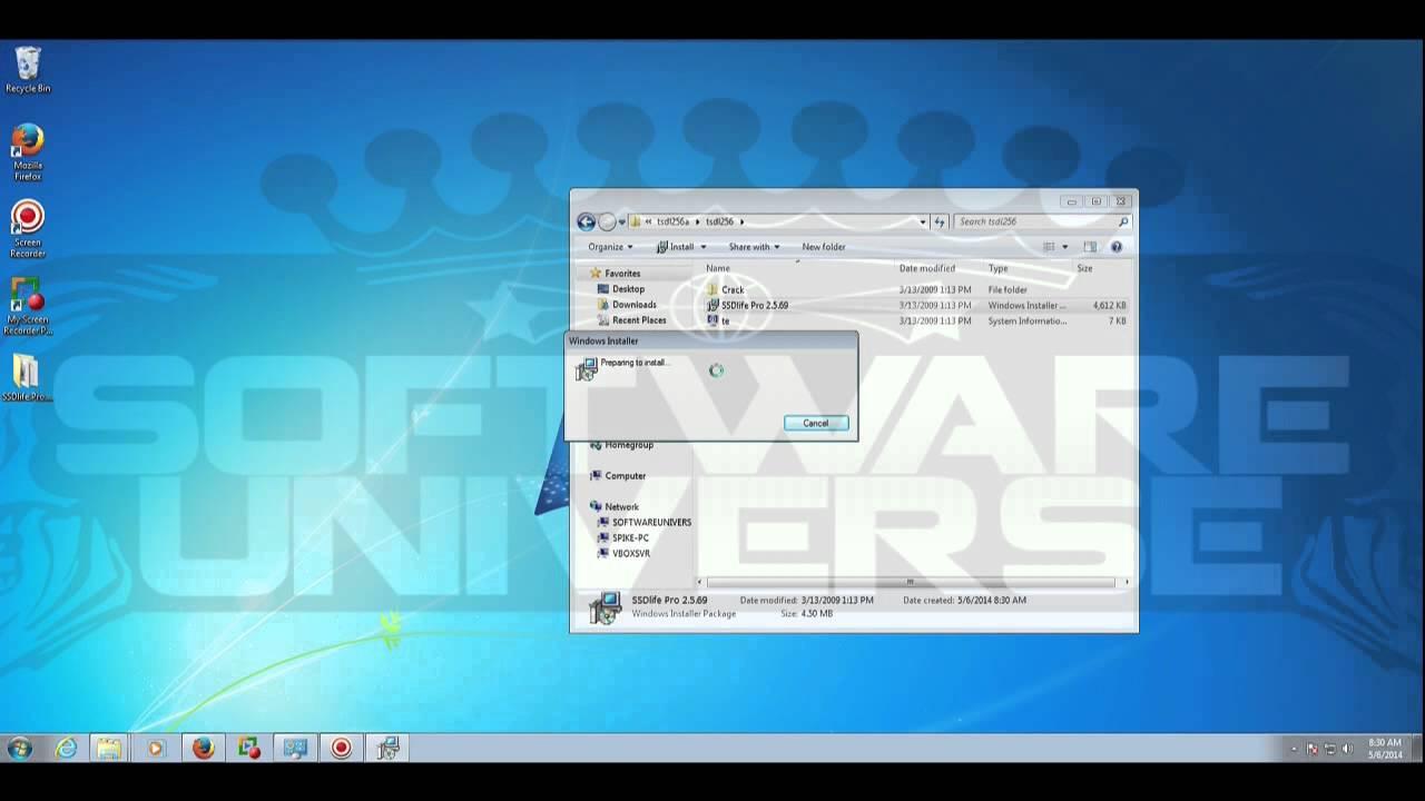 SSDlife Pro v2 5 69 Download - For testing ONLY! Survey FREE!