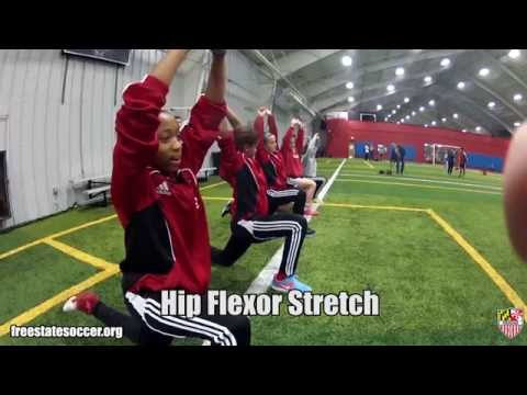 ACL Injury Prevention Exercises (PEP program)