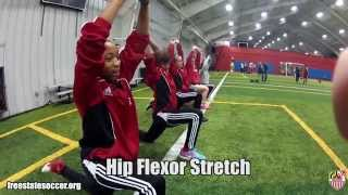 acl injury prevention exercises pep program
