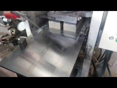 Мини завод для производства гиперпрессованного кирпича