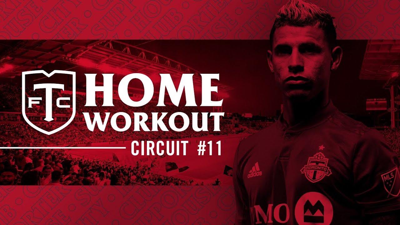 The Erickson Gallardo Workout   TFC Home Workouts