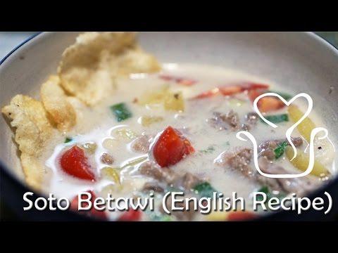 Soto Betawi (English recipe)