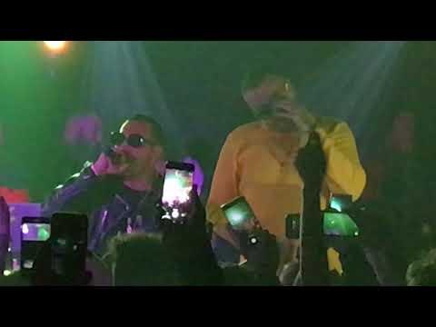 Gue Pequeno feat. Luche - Oro giallo (live a Londra)
