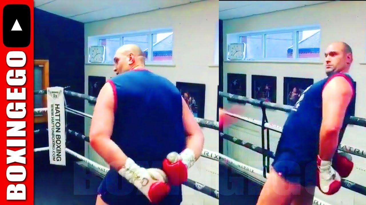 Tyson fury boxrec