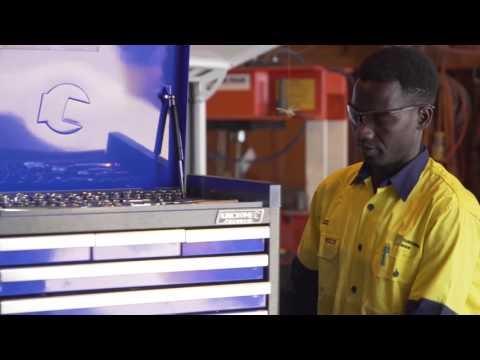 Trainee Diesel Fitter - Aziz