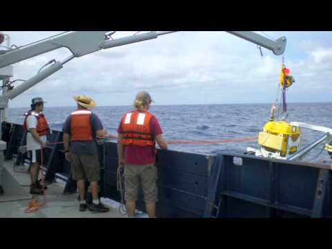 EarthScope Chonicles: Marine Geology Research - Danielle Sumy