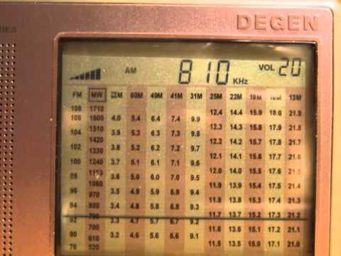 MW-DX: Late evening mediumwave reception (531-1170 kHz) in Santa Maria, Sal, Cape Verde