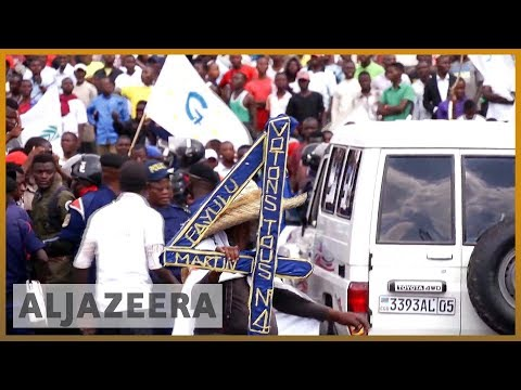 🇨🇩DR Congo election: Candidates rally across the country l Al Jazeera English
