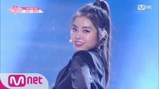 PRODUCE48 [단독/직캠] 일대일아이컨택ㅣ홍예지 - 레드벨벳 ♬피카부_2조 @그룹 배틀 180629 EP.3