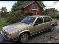 Volvo 740 1989 Car Check