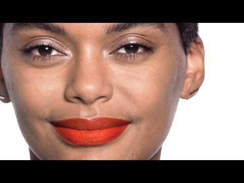 HOW-TO: Three Iconic Lip Looks: Red, Metallic, Nude | M·A·C Tutorial