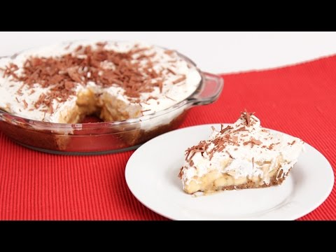Banoffee Pie Recipe - Laura Vitale - Laura in the Kitchen Episode 819