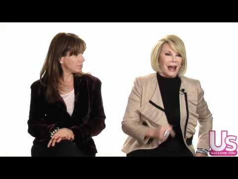 "Joan Rivers: I'm ""So Bored"" With Jennifer Aniston"