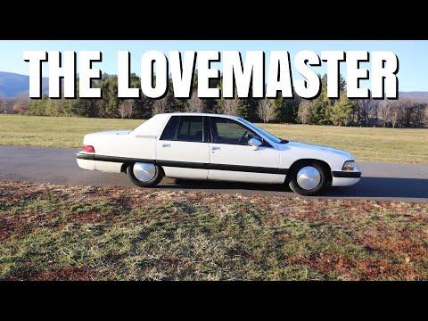Lowered 1992 Buick Roadmaster