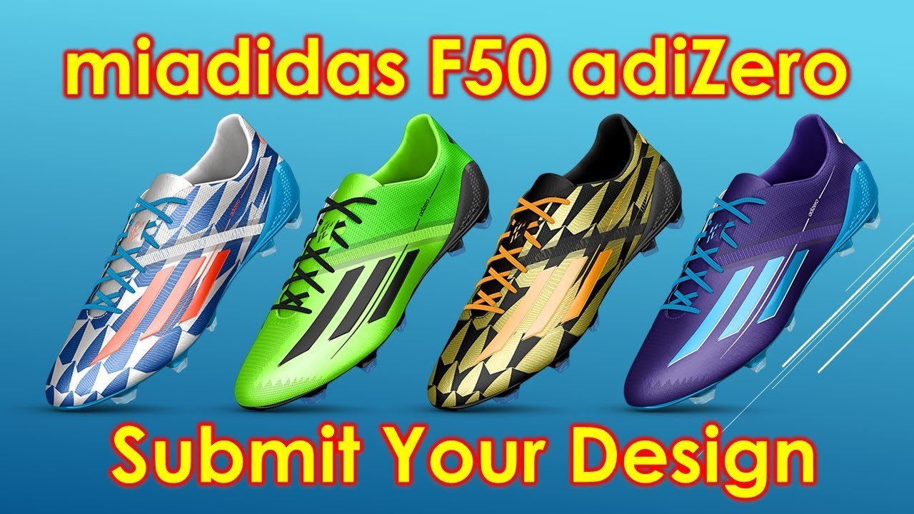 miadidas F50 adizero 2014 Battle Pack - Help Me Pick a Design 8a276c51a