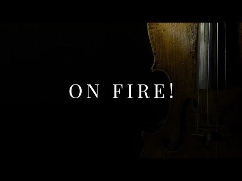 On Fire // Victoria Orenze // Worship Warfare