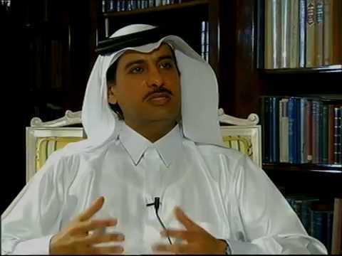 برنامج فضاءات لقاء مع الشيخ حسن بن محمد آل ثاني تقديم د أحمد الدوسري Youtube