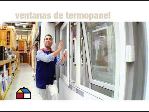 C mo elegir ventanas de termopanel youtube - Ventanas climalit precios ...