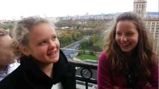 Впечатления от посещения экскурсии в МГУ