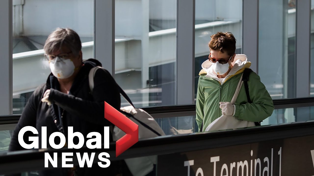 Coronavirus: Masks now mandated in Toronto, Ottawa indoor public spaces